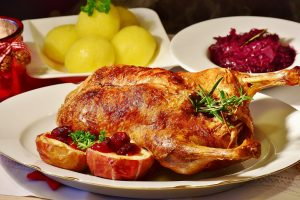 Turkey and Cranberry Salad